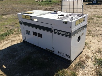 CATERPILLAR Generators Power Systems Auction Results - 57 Listings