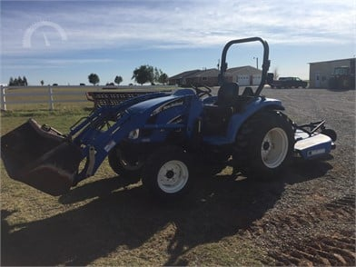 NEW HOLLAND TC35 Auction Results - 10 Listings | AuctionTime