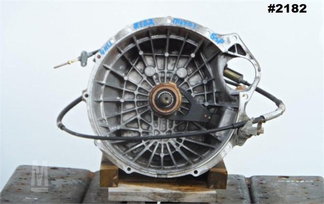 ISUZU M0Y01-T - 4HL1 Transmission