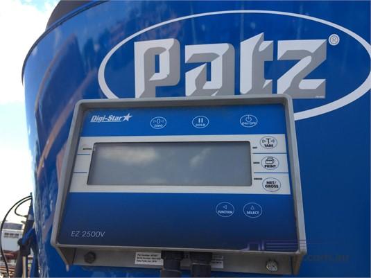 2016 Patz 350 Farm Machinery for Sale