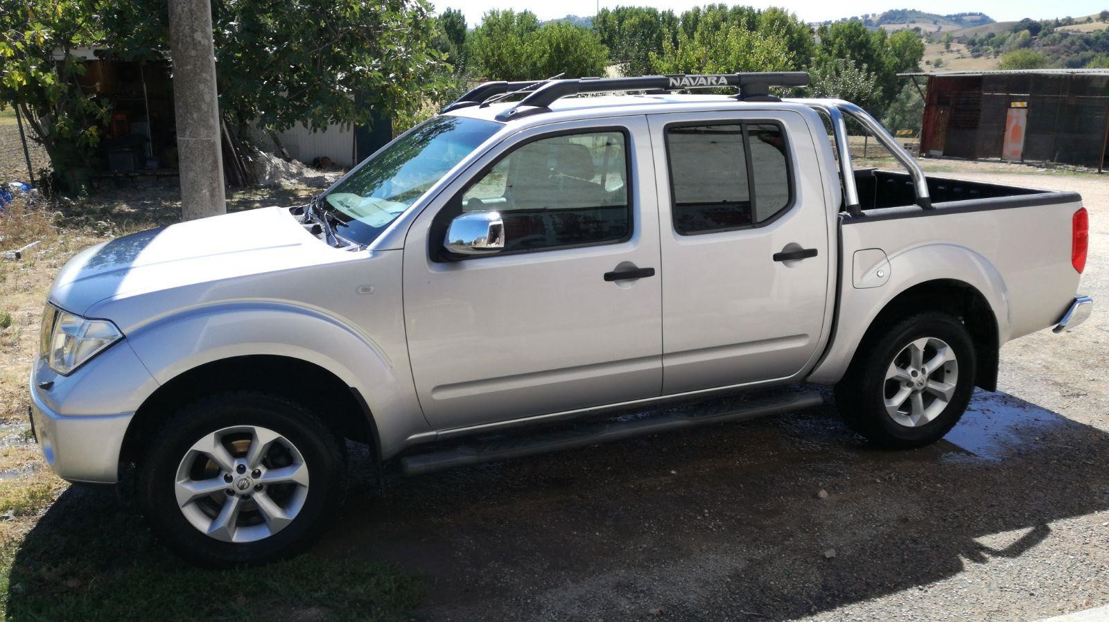 Nissan NAVARA Second-hand