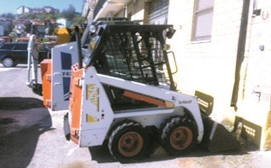 Bobcat 453 Usagé
