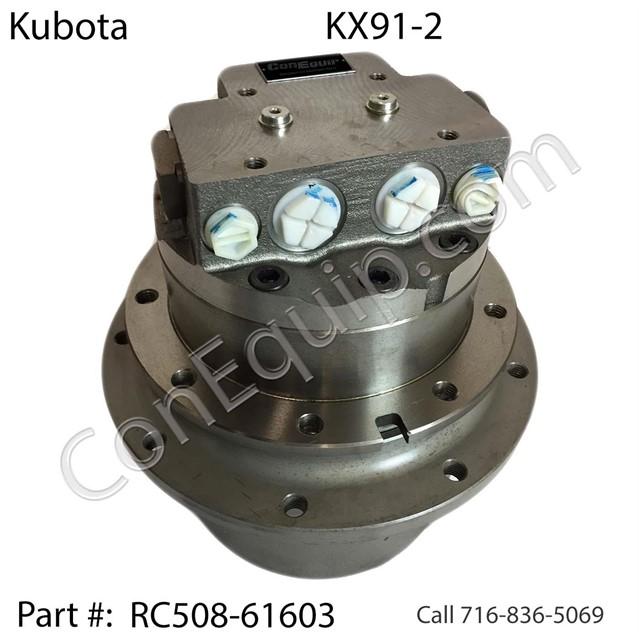 KUBOTA RC50861603 Final Drive For Sale In Newfane, New York