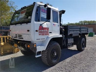 STEWART & STEVENSON Trucks For Sale - 6 Listings