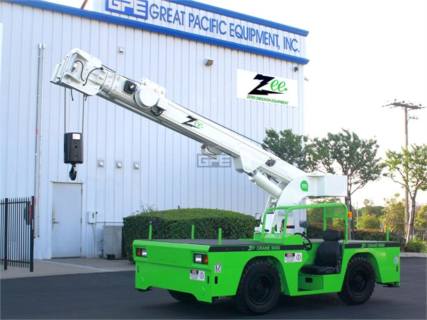 Carry Deck Cranes / Pick and Carry Cranes For Sale - 510