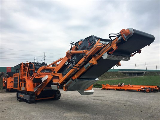 2018 Rockster R1100DS - Heavy Machinery for Sale