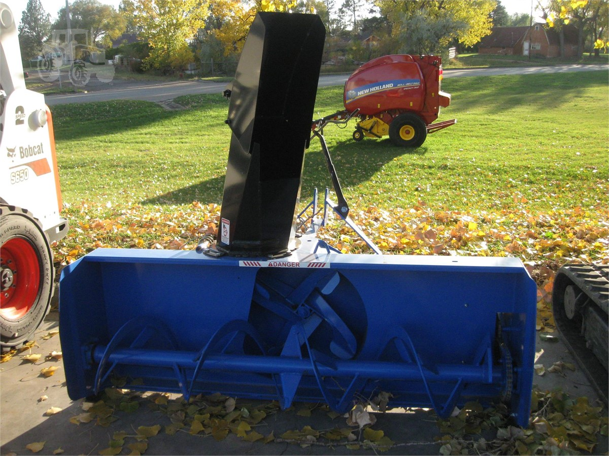NEW HOLLAND 74CSR Snow Blower For Sale In Beach, North Dakota |  www.plainsag.com
