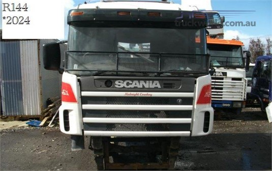 0 Scania R144 - Trucks for Sale