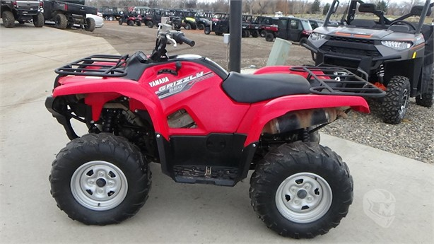 YAMAHA GRIZZLY ATVs Auction Results - 130 Listings