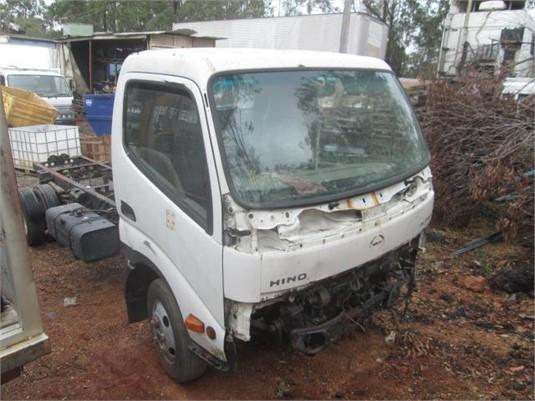2007 Hino Dutro - Wrecking for Sale