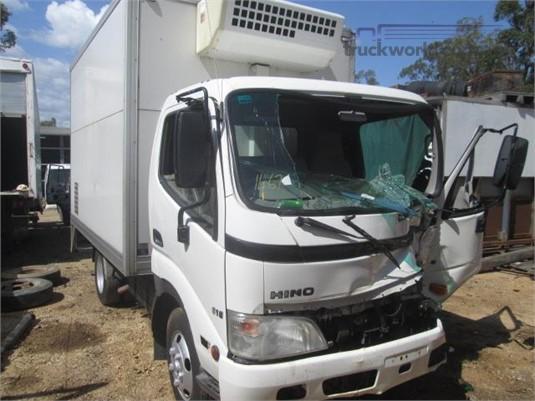 2009 Hino Dutro - Wrecking for Sale
