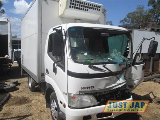 2009 Hino Dutro Just Jap Truck Spares - Wrecking for Sale