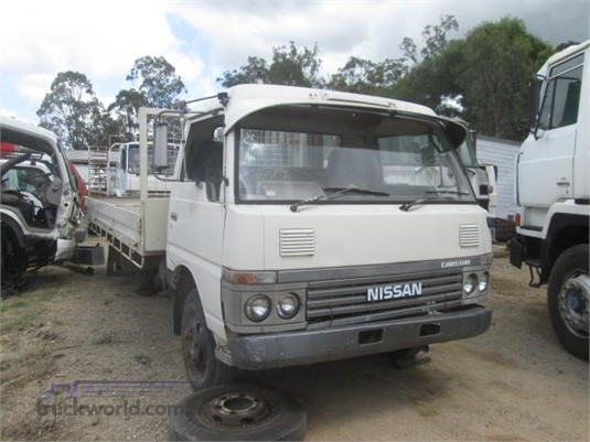 1986 Nissan Diesel Cabstar - Wrecking for Sale