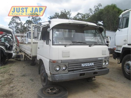 1986 Nissan Diesel Cabstar Just Jap Truck Spares - Wrecking for Sale