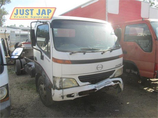 2002 Hino Dutro Just Jap Truck Spares - Wrecking for Sale