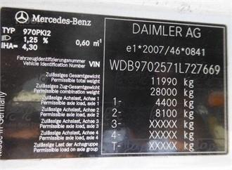 MERCEDES-BENZ ATEGO 1224