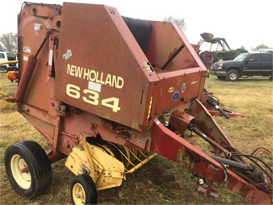 NEW HOLLAND Round Balers Auction Results - 352 Listings