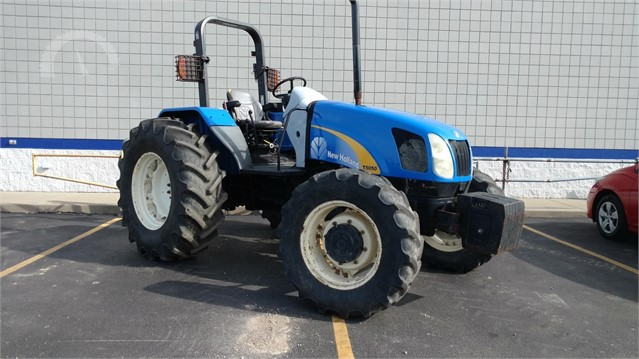 Lot # 3410 - 2008 NEW HOLLAND T5050
