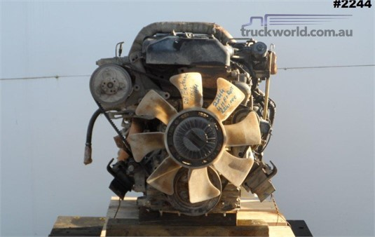 0 Isuzu Engine - Parts & Accessories for Sale
