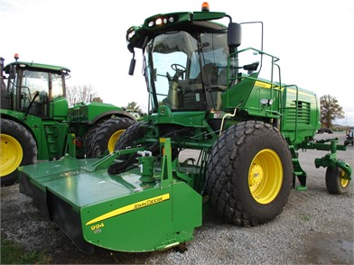 Mower Conditioners/Windrowers Online Auction Results - 1127