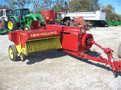 NEW HOLLAND 275 Online Auction Results - 6 Listings