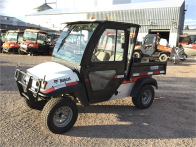 BOBCAT Utility Vehicles Auction Results - 61 Listings | AuctionTime