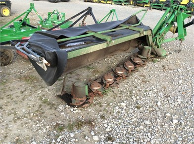 John Deere Mower Conditioners/Windrowers Auction Results