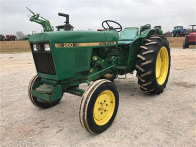 JOHN DEERE 950 Auction Results - 121 Listings   TractorHouse