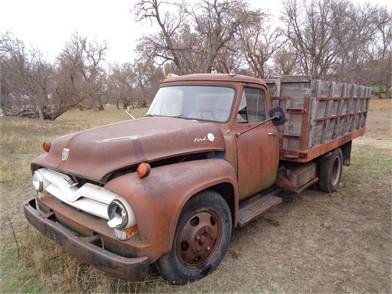 FORD Farm Trucks / Grain Trucks For Sale - 21 Listings