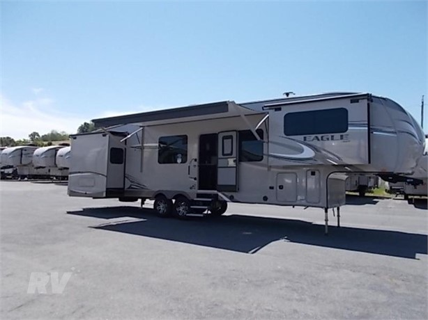 JAYCO EAGLE 339FLQS Fifth Wheel RVs For Sale - 1 Listings
