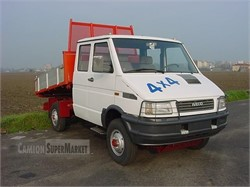 IVECO DAILY 40-10 DAIKY used