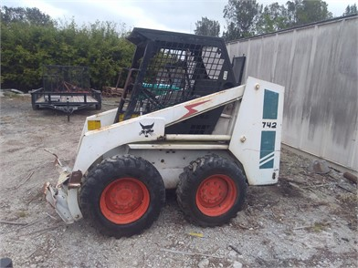 BOBCAT 742 Auction Results - 19 Listings | MachineryTrader
