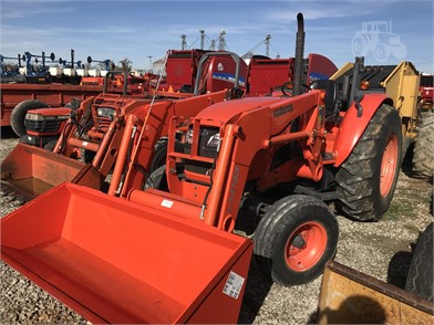 KUBOTA M6040 For Sale - 12 Listings | TractorHouse com - Page 1 of 1