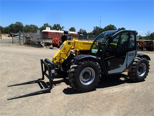 2014 Kramer-allrad 2506 - Heavy Machinery for Sale