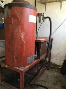 Hotsy Pressure Washers Auction Results - 3 Listings | TruckPaper com