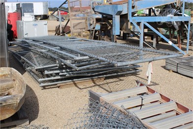 LOT OF FENCE Other Auction Results - 2 Listings | TractorHouse li