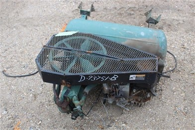 bed77772495de5 SALVAGE LOT W  AIR COMPRESSOR-GAS MOTOR-SKID MTD . at MachineryTrader.