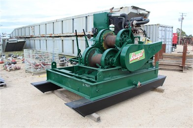 Skagit Double Drum Water Fall Winch Other Auction Results
