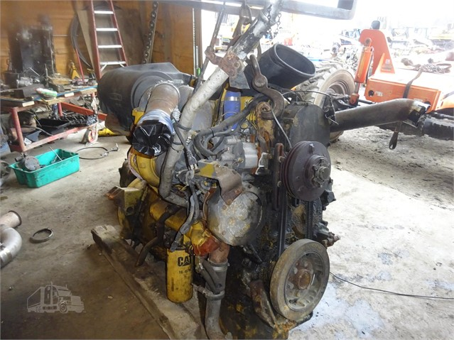 CAT 3406E Engine For Sale In Carbondale, Pennsylvania