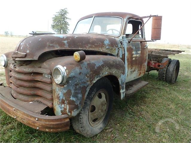 Lot 3995 1947 Chevrolet Loadmaster