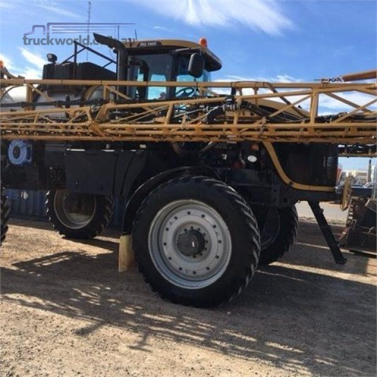 2012 Rogator RG1100 Farm Machinery for Sale
