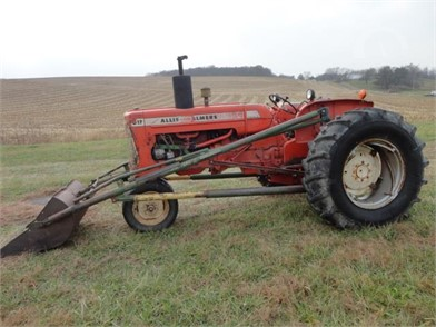 ALLIS-CHALMERS D17 Online Auction Results - 22 Listings