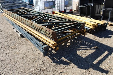 LOT OF PALLET RACKING Other Auction Results - 1 Listings