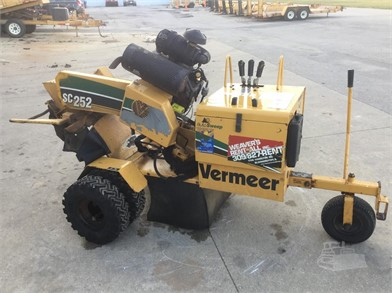 VERMEER SC252 Auction Results - 134 Listings | MachineryTrader com