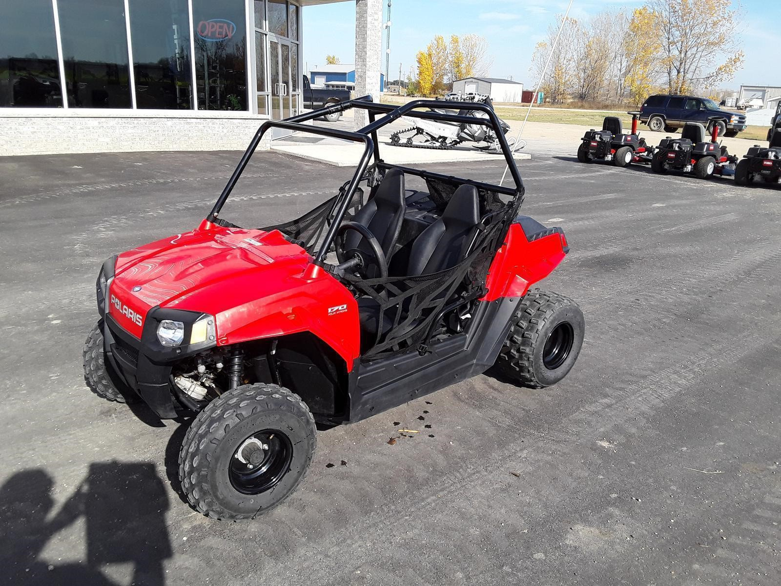 2014 POLARIS RZR 170 EFI For Sale in Hankinson, North Dakota