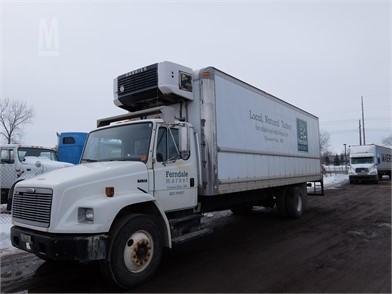 FREIGHTLINER Reefer Van Trucks / Box Trucks For Sale - 16