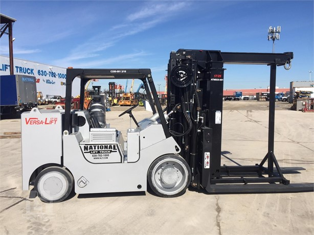 VERSA-LIFT Forklifts For Sale - 18 Listings   LiftsToday com