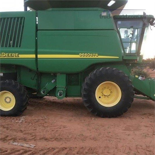 0 John Deere 9660 STS - Farm Machinery for Sale