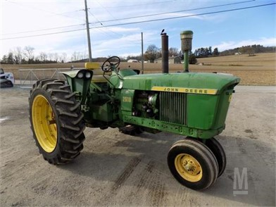 John Deere 40 HP To 99 HP Tractors Auction Results - 2530