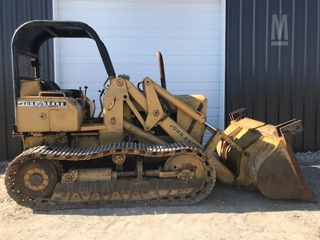 1966 DEERE 450 For Sale In Wylie, Texas